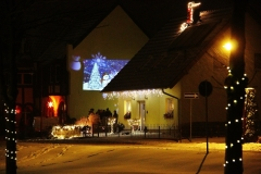 Weihnachtsstimmung im Schneegestöber | Foto: S. Frenzel