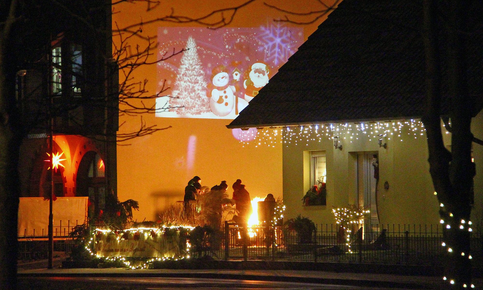 Adventswege in der Bergstadt Harzgerode